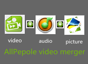 AllPepole Video Joiner is a simple Windows video joiner that is capable of taking a number of different video formats, even different sizes, and merging them together.